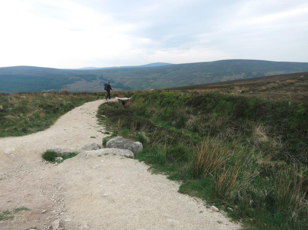 Rund 8km nach Dublin